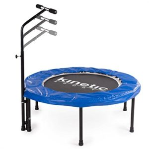 Jumping Fitness Trampolin kaufen - Griff Stange