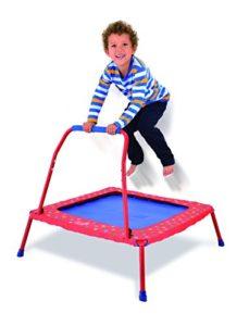 Trampolin für Kleinkinder - Junge