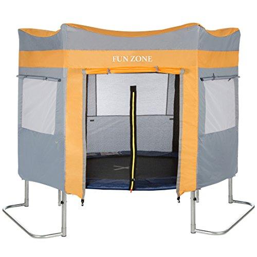 ultrasport trampolin zelt 305 cm. Black Bedroom Furniture Sets. Home Design Ideas